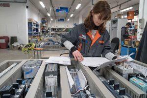 Cablaggio impianti indiustriali macchine CNC Power Srl Mercatello